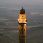 mardin, tramonto sulla siria