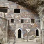 sumela,  monastero nella roccia
