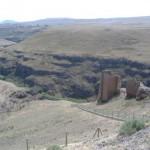 Any, il confine con l'Armenia