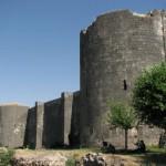 dyarbakir, le mura