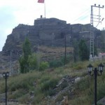 kars, il castello descritto da oran pamuk