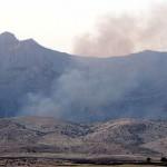 sirnak, foreste bruciate dall'esercito